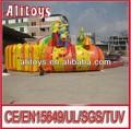 Venda dragão inflável parque aquático jogo