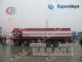 Redueling camions à gaz mobile, avion ravitailleur 30000-35000l