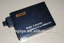 10/100M 30KM Fiber media receiver transmitter MC100FX-SC30-A wireless data transmitter and receiver