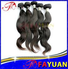 AAAAA Grade New Body Wave Virgin Brazilian Human Hair Weft