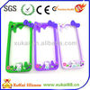 Simple Frame design silicone phone case for iphone5