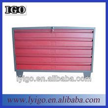 5-drawer Steel tool box side cabinet
