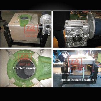 iron ore fine 50kg induction melting furnace