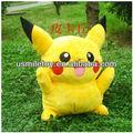 bonito y lindo pokemon de juguete de felpa pikachu