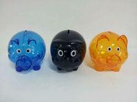PIGGY BANK / PLASTIC BANK / PIGGY MONEY CONTAINER