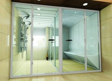 home steam room