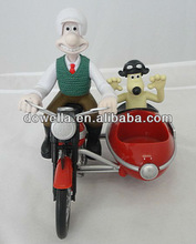 ABS Novelty Motorcycle Decorations,Motorcycle Toys for Children