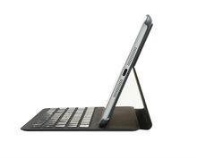Super-thin dust proof aluminum Bluetooth keyboard case for ipad mini
