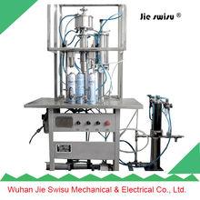 aerosol dispenser air freshener filling machine