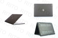"""NEW! Rubberized Hard Case Cover for Macbook PRO 13"""" A1278 Keyboard Cover 13 inch"""