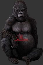 King kong Simulation Animal Model--Gorilla Model