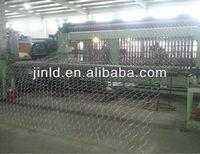 120 x 150 Mesh Size Heavy Duty Hexagonal Mesh Machine Gabion Wire Baskets , 4300mm Width