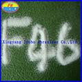 Refractarios utilizados blanco corindón blanco arena/sintético blanco alúmina fundido de arena