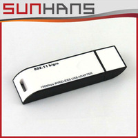 LAN card SH-LW05-1 150Mbps mini wireless USB adapter with wifi driver