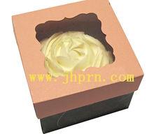base and lid paper cupcake box