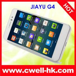 JIAYU G4 MTK6589 Quad Core 1G RAM 4.7 Inch HD IPS Retina Screen Android 4.2 13.0MP Camera Smart Phone