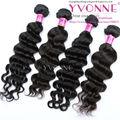 pelo negro natural extensiones de nombre de marca de productos para el cabello
