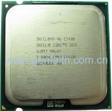 Intel Core 2 Duo E7400 SLB9Y/SLGQ8/SLGW3