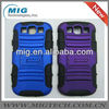 phone case for samsung galaxy s3,Robotic Holster Belt Clip Stand
