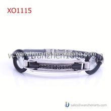 gold plated stainless steel braceletXO1115AF