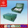 123 pieces 25 Person- first aid bulk kit- metal case