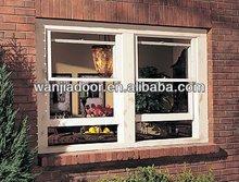 aluminum up down sliding window