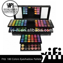 The Unique!180A Color Eyeshadow Palette brow shaping eyeshadow