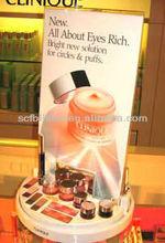 Vacuum formed merchandise display