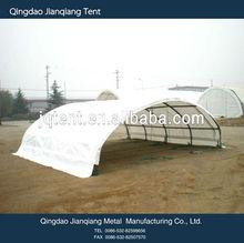 JQR2020C steel frame container shelter