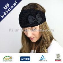 Fashion new design girls pretty head lovely image wear cute knitted earmuff