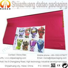 Metallized BOPP film corona treated lamination grade for decorative in gift wrap