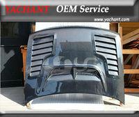 Carbon Fiber CW Style Hood Fit For 1998-2001 Impreza GC Series WRX 6th