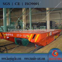 Powered handling equipment for conveying materials