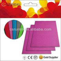 corrugated paper decorating coloured A4 paper