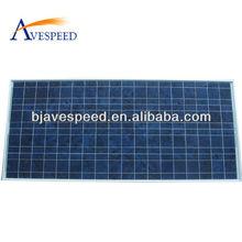 120W to 140W TUV standard solar PV panel