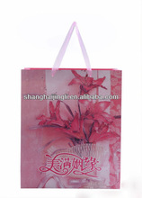 Paper bag for wine &jewelry bags