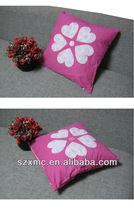 Fashion sofa tapestry satin cushion cover