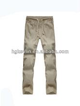 Wholesale Fashion Men Cargo Pants Baggy Pants Khaki long pants