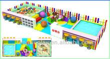soft play indoor playground equipment naughty castle -9998