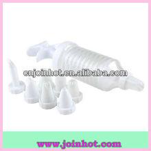 8 pcs plastic Icing Nozzles Pastry Tips sets