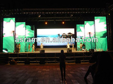 flexible led curtain outdoor, manufacturer of soft led curtain display with high quality