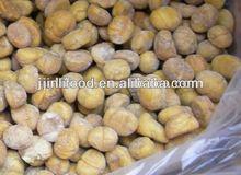 2012 raccolto castagne arrosto sbucciate kernel