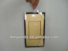 metallic packaging box for electronic