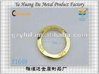 wholesale designer golden metal O ring for key