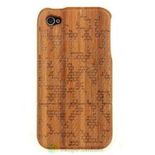 di alta qualità naturale ambientale proteggereil tuo telefono cellulare bamboo