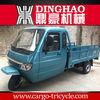 2013 China 3 wheel Rickshaws/ truck car/ Gas Motor pedicab