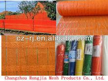 virgin HDPE plastic orange fence net