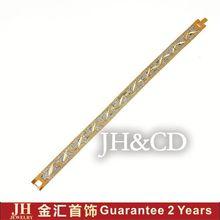JH 18K Gold Plated Bracelet hindu bracelet