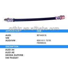 dot approved brake hose for AUDI brake pump
