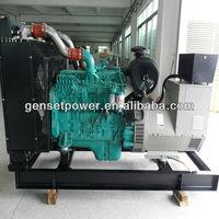 80kw 100kva Auto Engine 6BT Diesel Generator With Cummins Engine